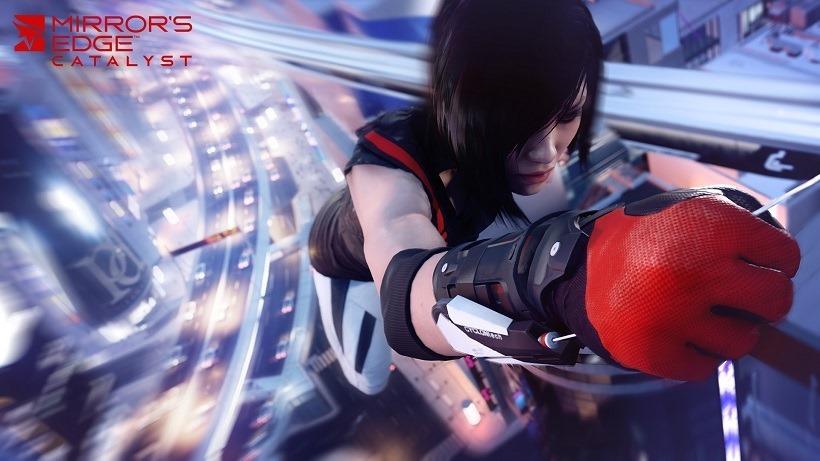 Mirror's Edge Catalyst beta announced