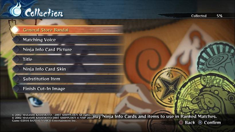 Naruto Shippuden Ultimate Ninja Storm 4 - Alternate Costume