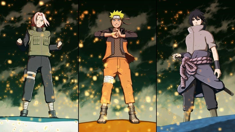 The beautiful secret techniques of Naruto Shippuden