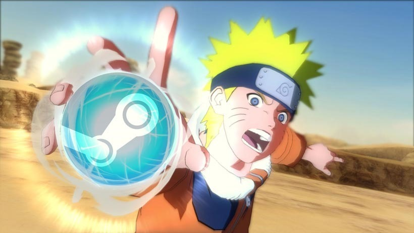 Fans aren't happy with the PC port of Naruto Shippuden