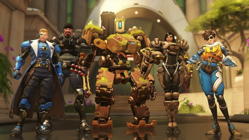 Overwatch Beta is back next week
