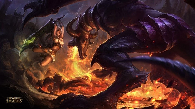 Patch 6.4 for League of Legends