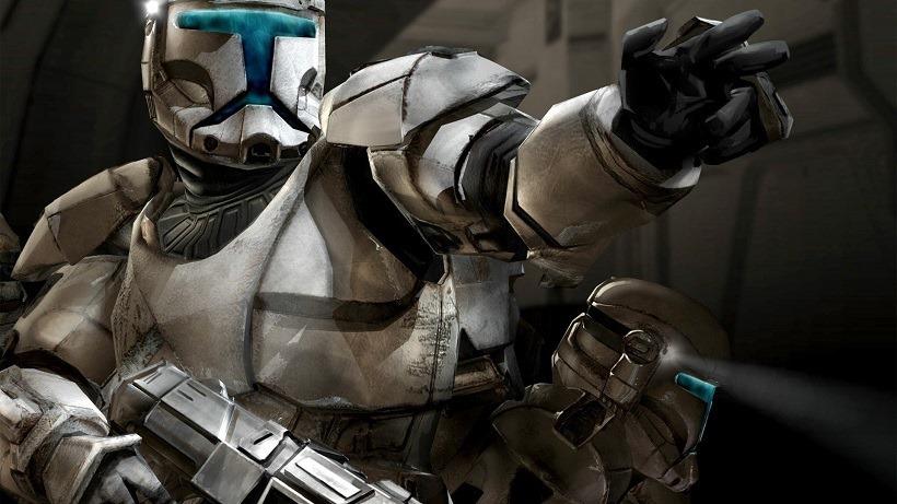 Republic Commando nearly had incredible sequels