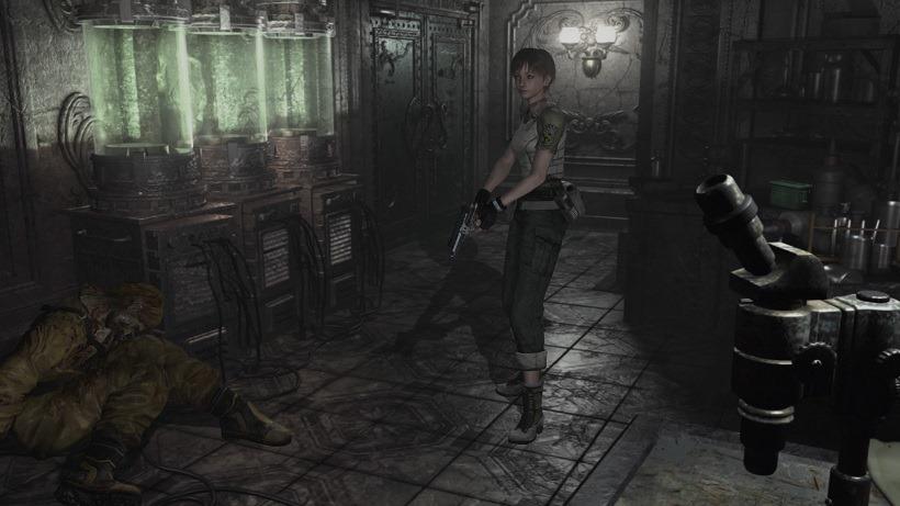 Resident Evil Origins Collection (3)