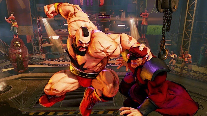 Street Fighter V review round up 2
