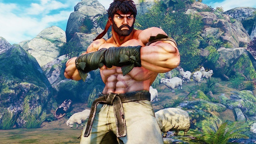 Street Fighter V review round up 5