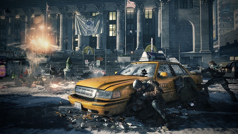 The Division and the struggles on PC