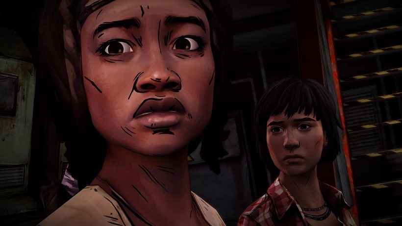 The Walking Dead Michonne Episode 1 In Too Deep (6)