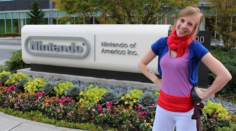 Alison Rapp fired from Nintendo