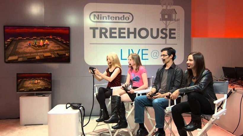 Alison was a marketing specialist at Treehouse, Nintendo's localisation house