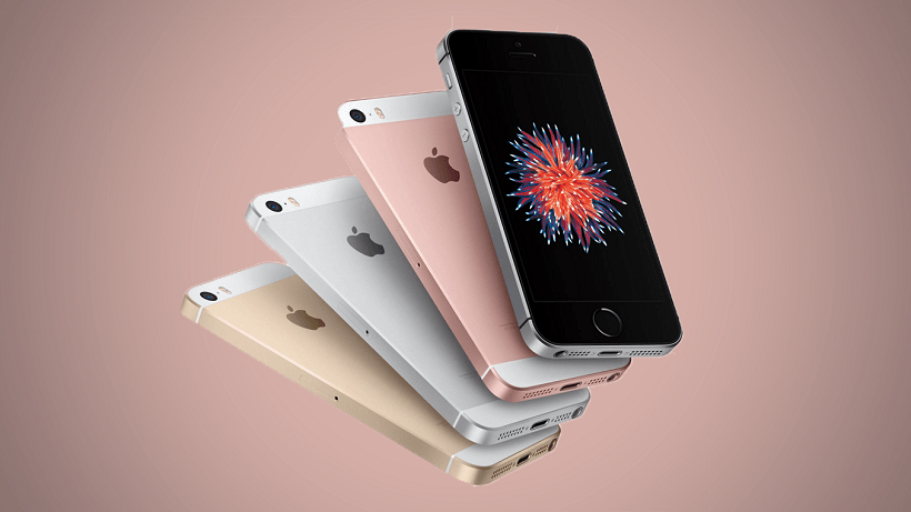 Apple reveal new iPhone SE and iPad Pro