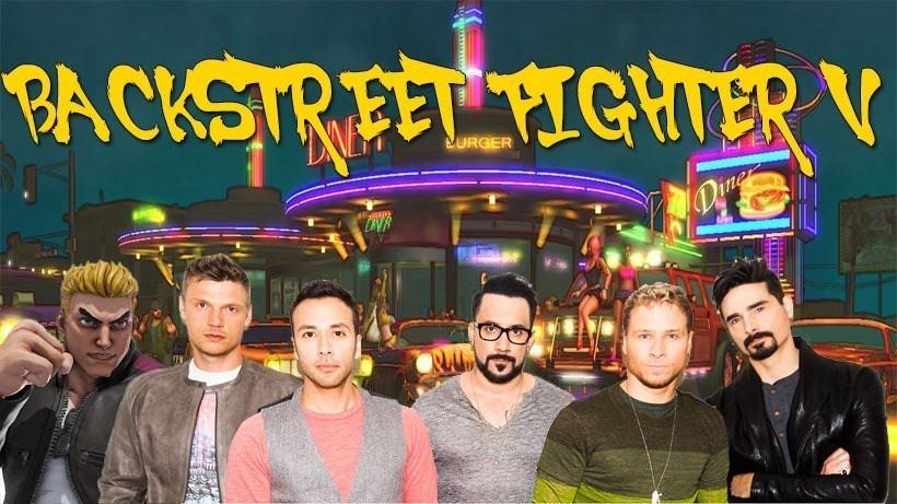 Backstreet-Fighter