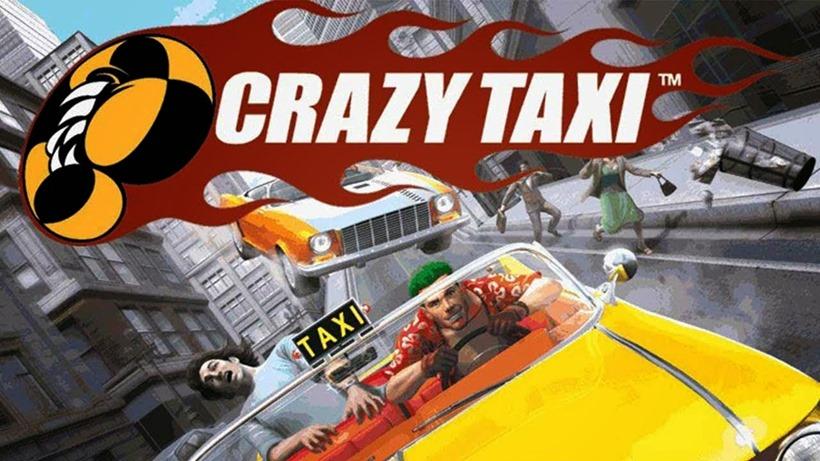 Crazy Taxi (1)