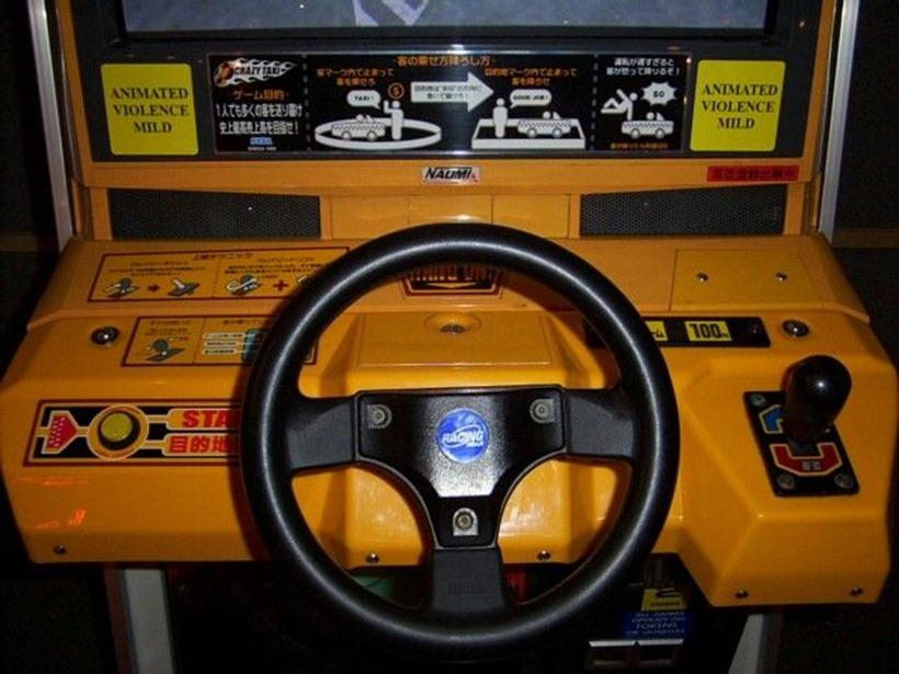 Crazy Taxi (2)