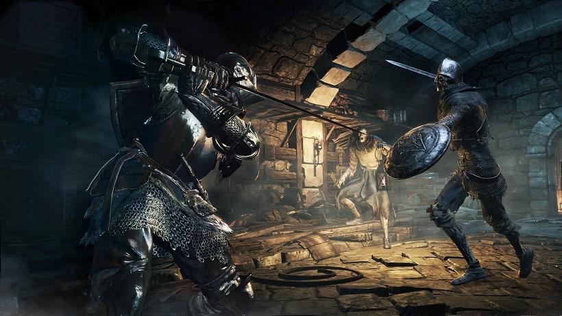 Dark Souls 3 will be 60FPS on PC