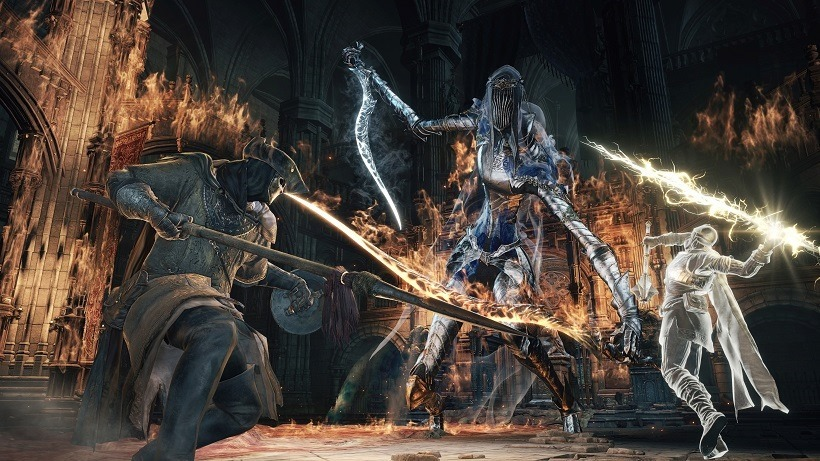 Dark Souls III signals the end with launch trailer