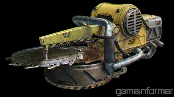 Gears of War 4 Buzzkill
