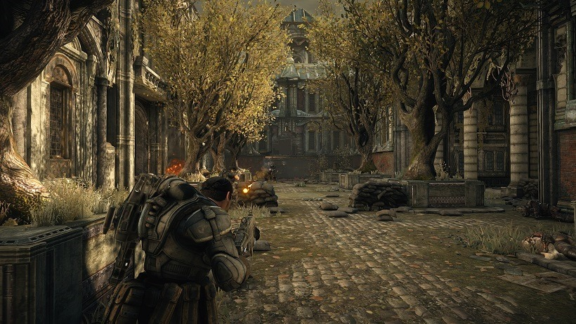 Gears of War Ultimate Edition PC Review 1