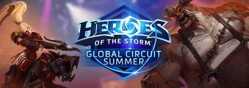 Heroes of the Storm summer