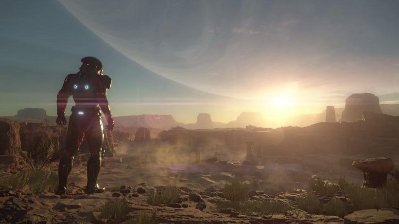 Mass Effect Andromeda story details leak