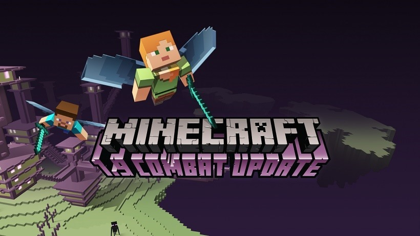 Patch 1.9 for Minecraft
