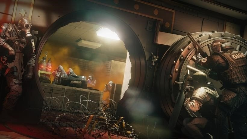 Patch 2.2 for Rainbow Six Siege