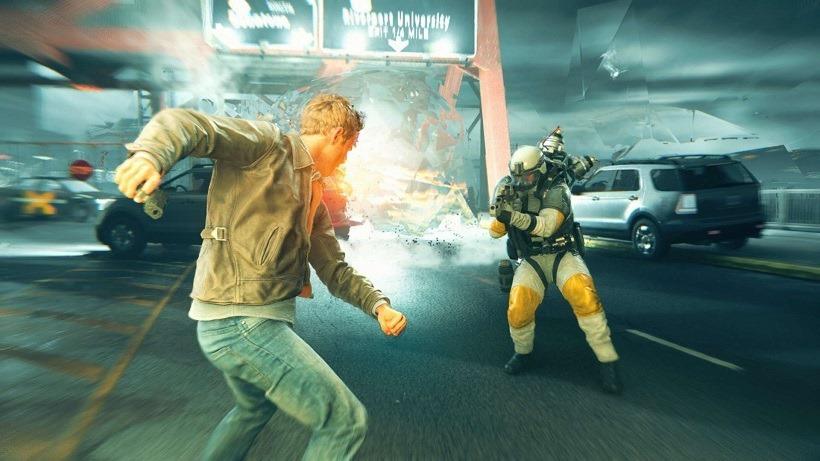 Quantum Break Review 9