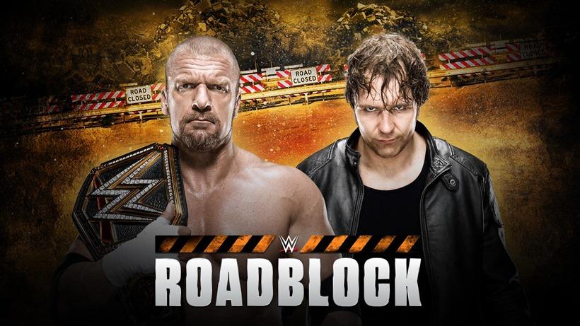 Roadblock (4)