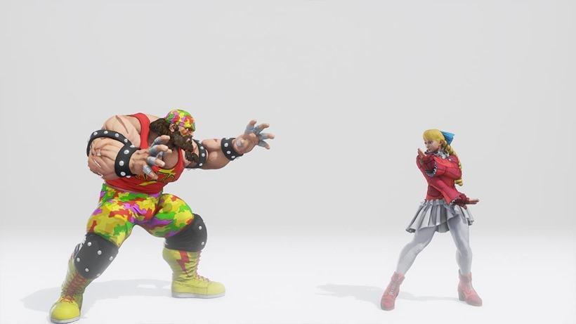 Street Fighter V March (9)