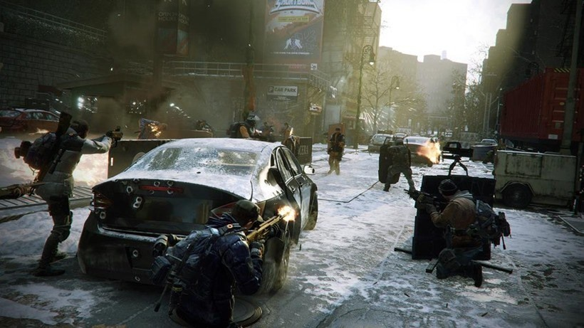 The Division reviews round up
