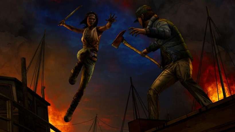 Walking Dead: Michonne
