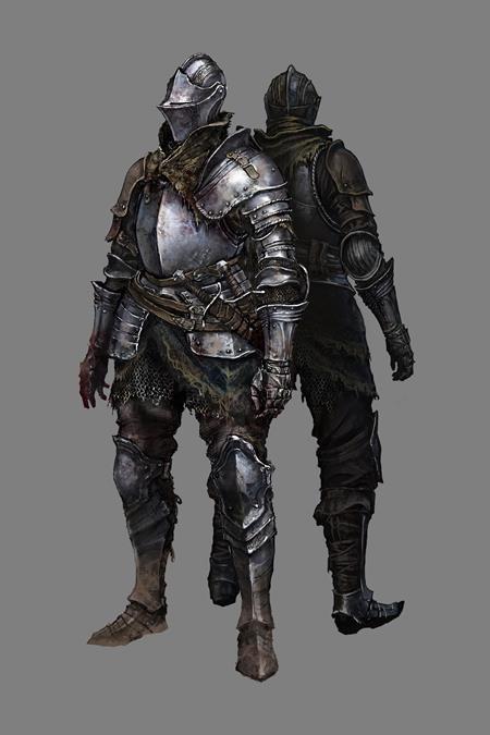 Dark Souls 3 - Starting character class guide - Critical Hit