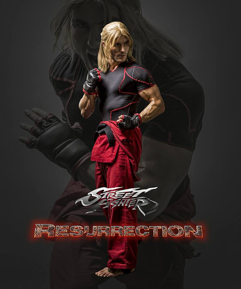 streetfighter-resurrection-ken-poster