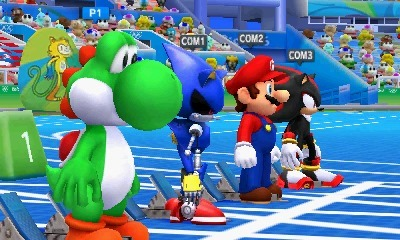 Mario & Sonic Rio 2016 Olympic Games