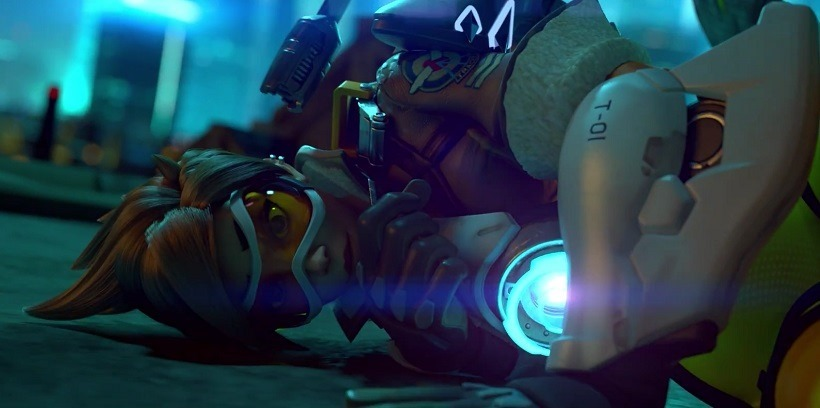 Here's a closer look at the second Overwatch animated short
