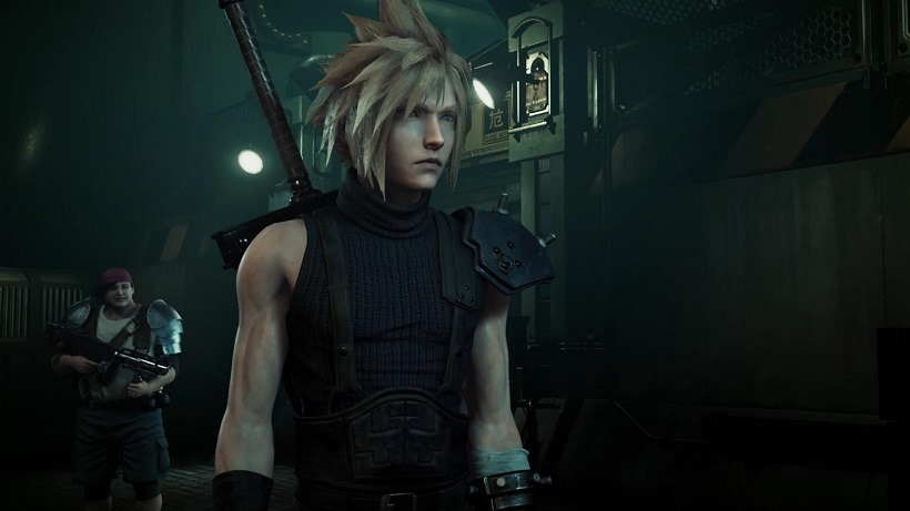 Final Fantasy VII will be three games