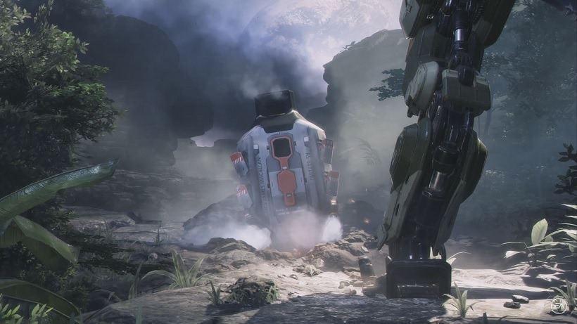 First trailer for Titanfall 2 drops from orbit