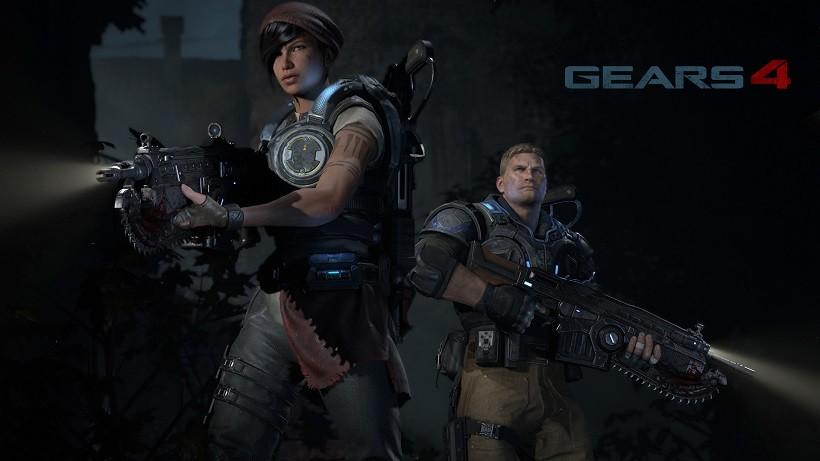 Gears of War 4 first trailer