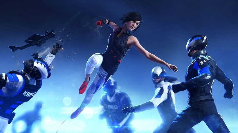 Here's what you'll need for mirror's edge catalyst on PC