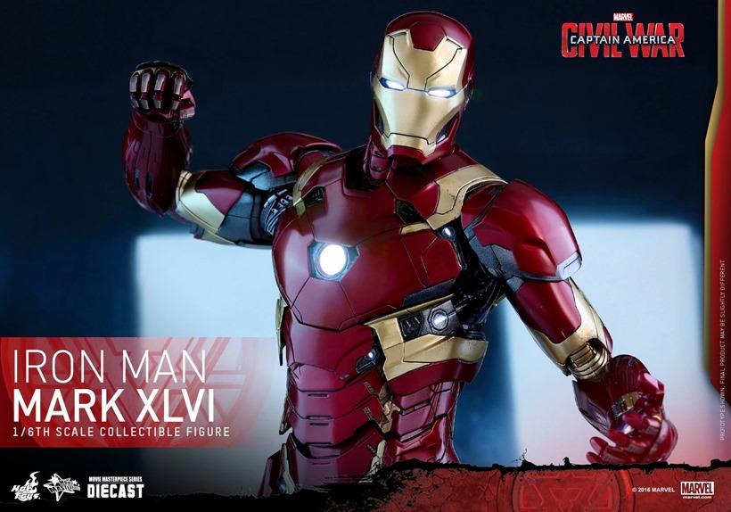 Hot Toys Iron Man (15)