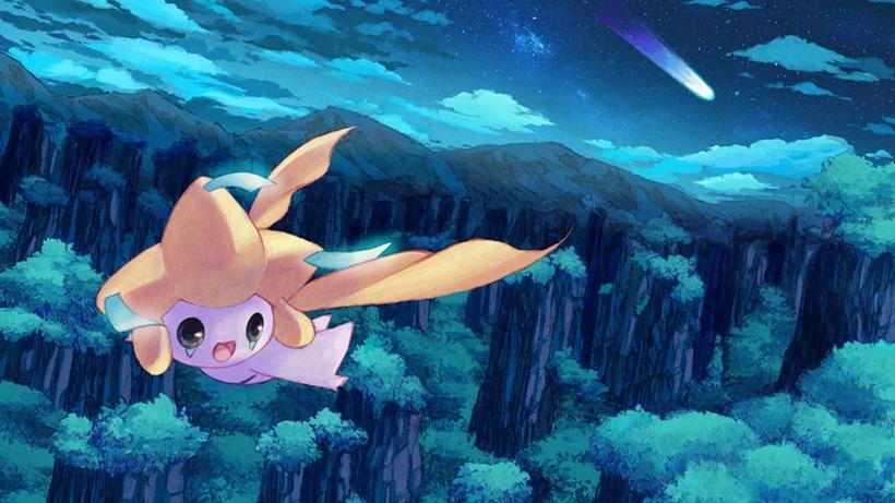 Jirachi Pokemon