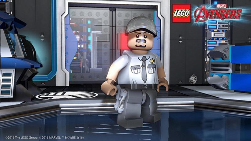 LEGO Ant Man (1)