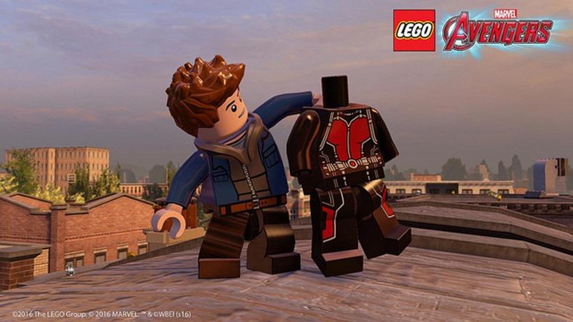 LEGO Ant Man (2)