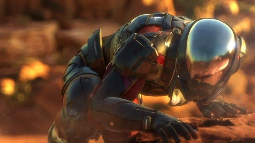 Mass Effect Andromeda gamepaly leaks
