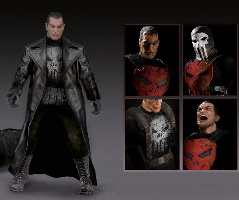 Mezco Punisher (5)