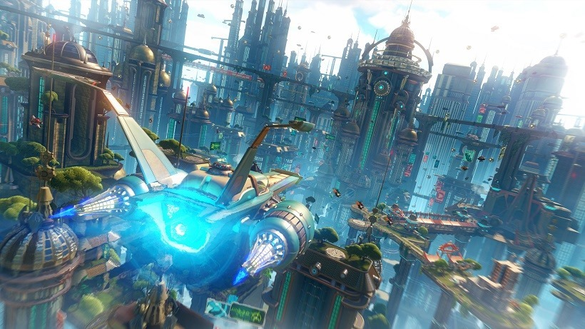 Ratchet & Clank 5