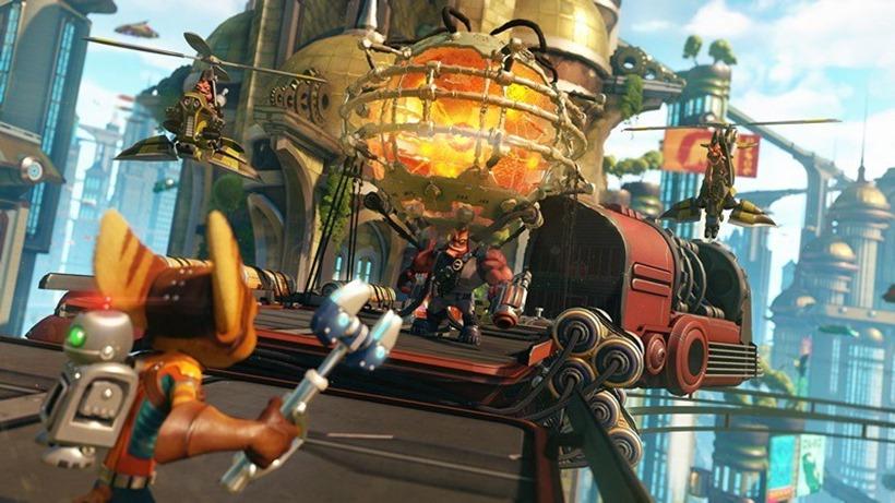 Ratchet & Clank 7