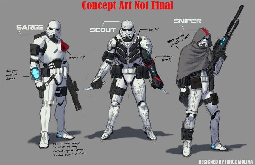 Stormtroopers (2)