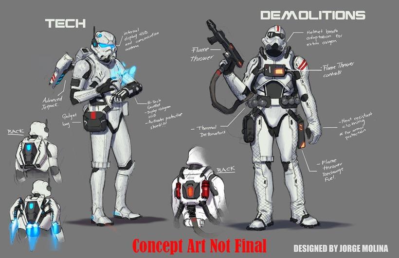 Stormtroopers (3)