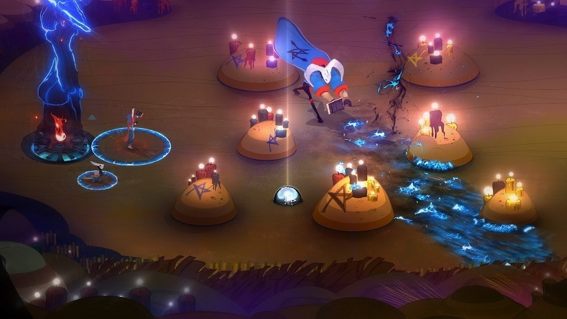 Supergiant Games reveal new title, Pyre